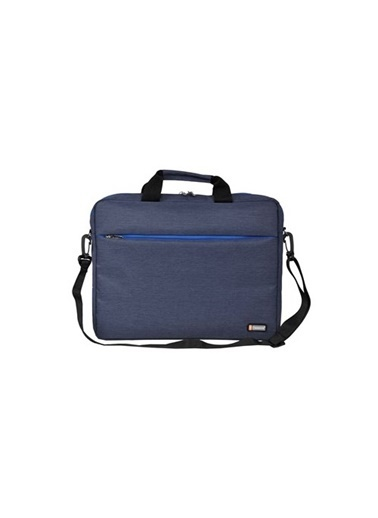 Classone Classone Tl3563 New Trend Notebook Çantası-Mavi Mavi